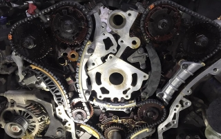Brake repairs Woodend