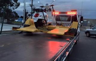Car towing & roadside assistance