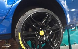 Tyre shop Kyneton