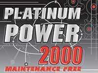 Platinum Power 2000